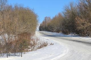 """Ділянка дороги від """"Рівнеазоту"""" до Карпилівського кільця. Вона стане частиною об'їзної дороги"""