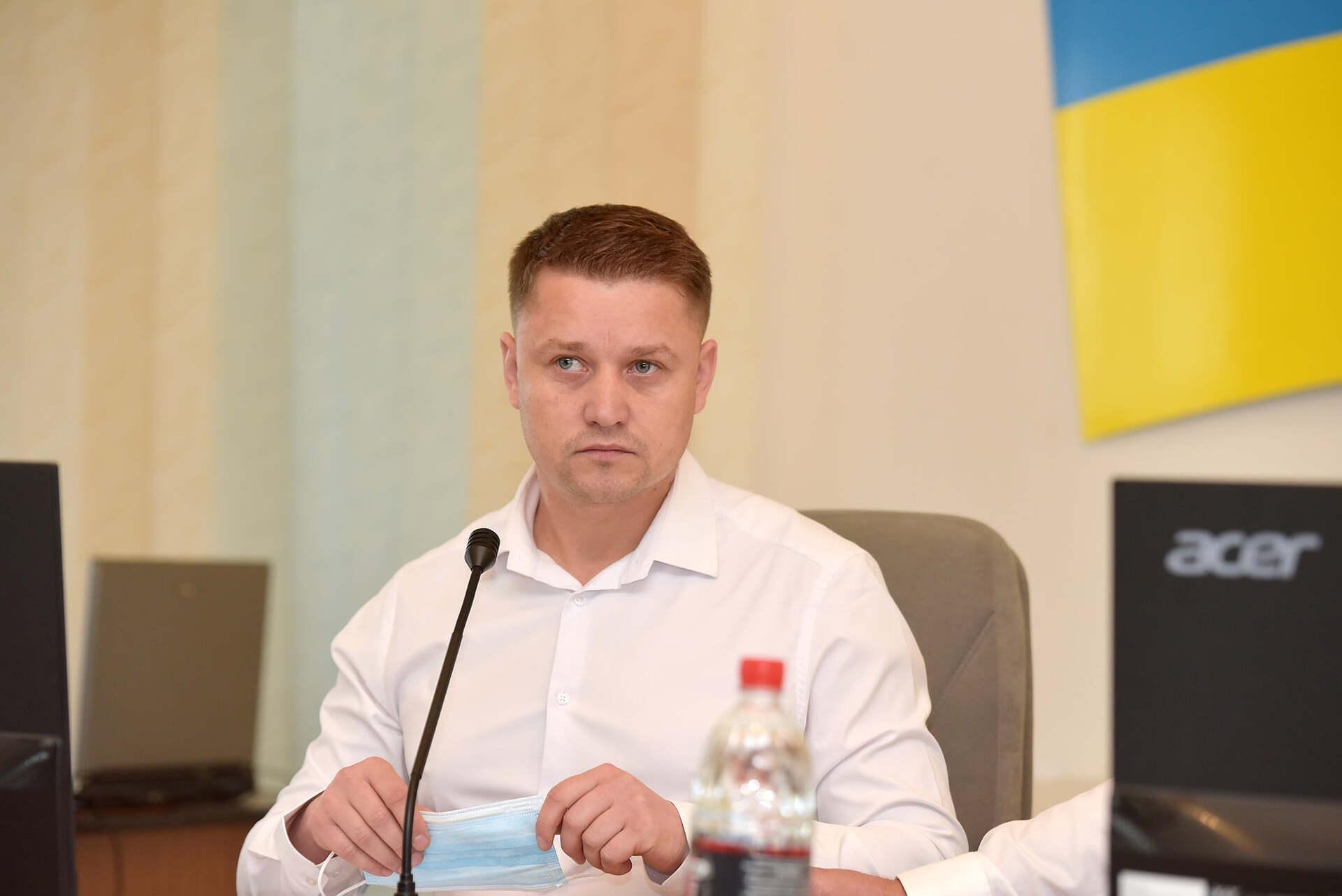 Мер Рівного Олександр Третяк. Фото - Рівненська міська рада.