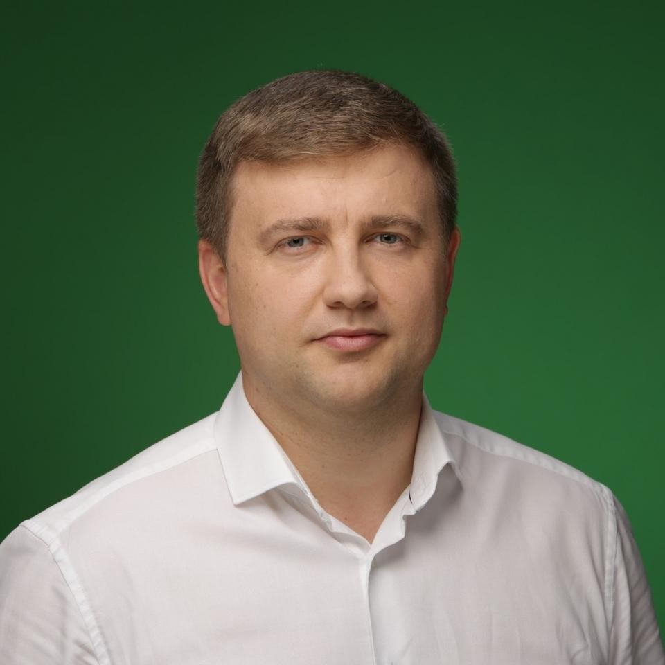 Голова Рівненської облдержадміністрації Віталій Коваль