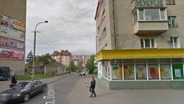 Місце інциденту. Скрін з Google Maps.